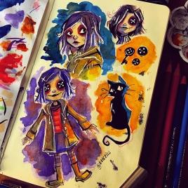 coraline_sketches